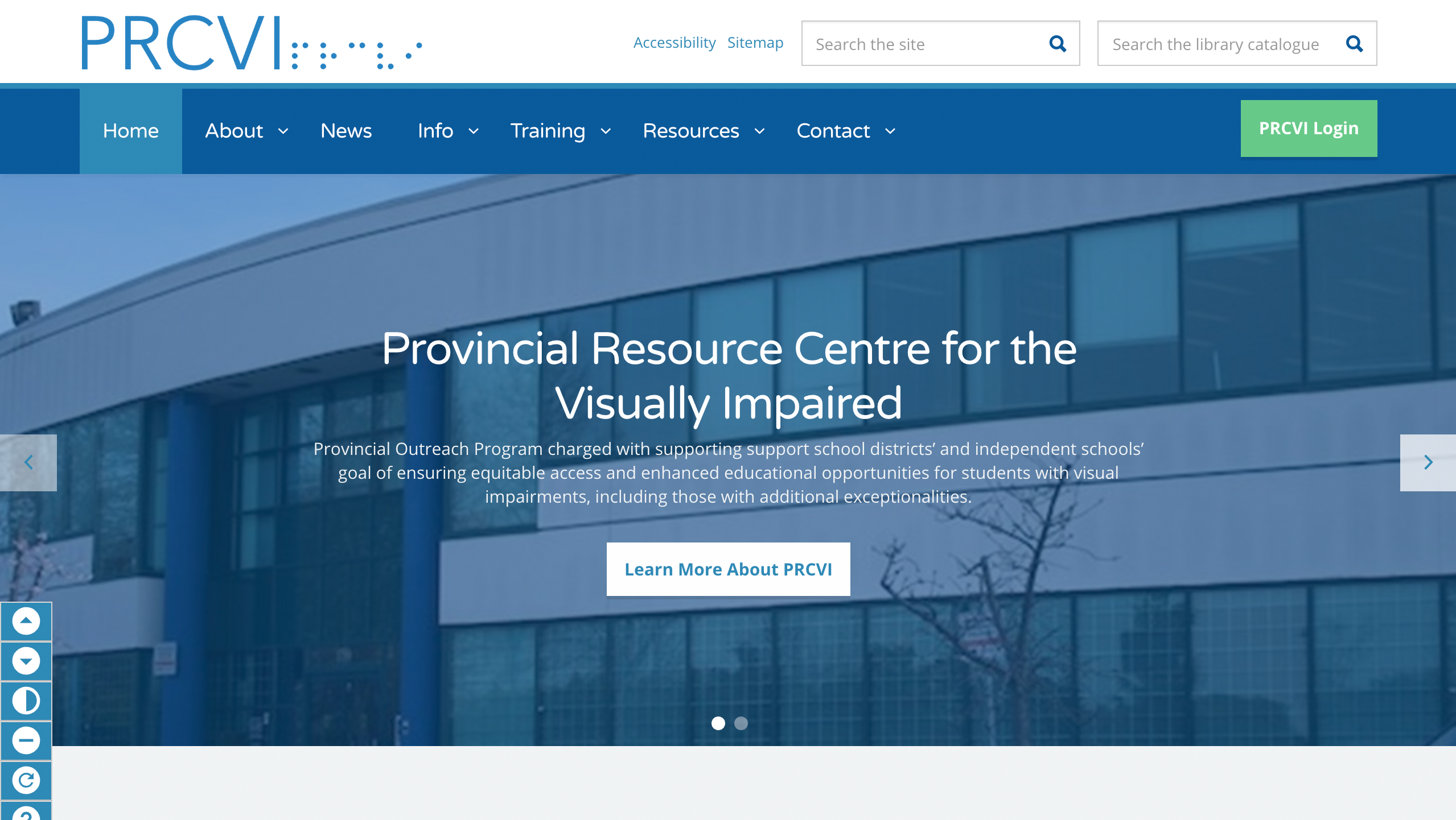 Microsoft Teams for Students with Visual Impairments | Provincial Resource Centre for the Visually Impaired (PRCVI)