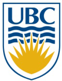 Image shows the UBC logo