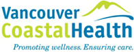 Image shows the Vancouver Coastal Health logo